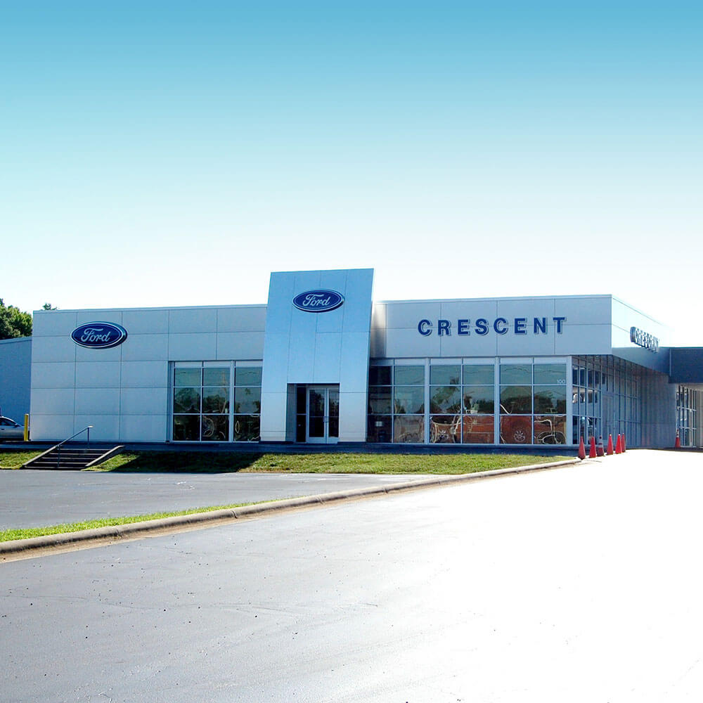 Capital Ford Charlotte >> Project Experience - Fourth Elm Construction