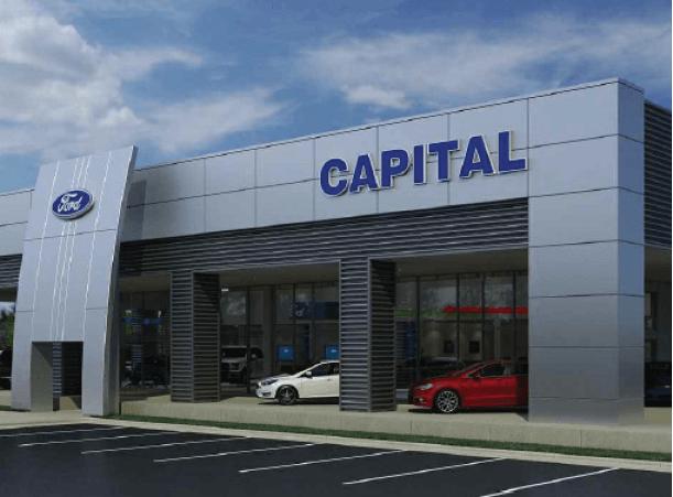 Capital Ford Charlotte >> Capital Ford Charlotte Fourth Elm Construction