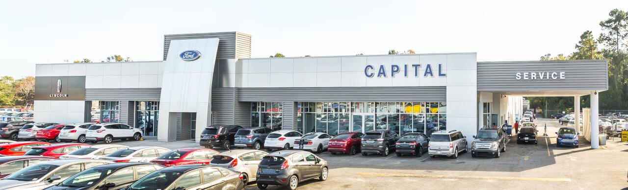 Capital Ford Wilmington, NC