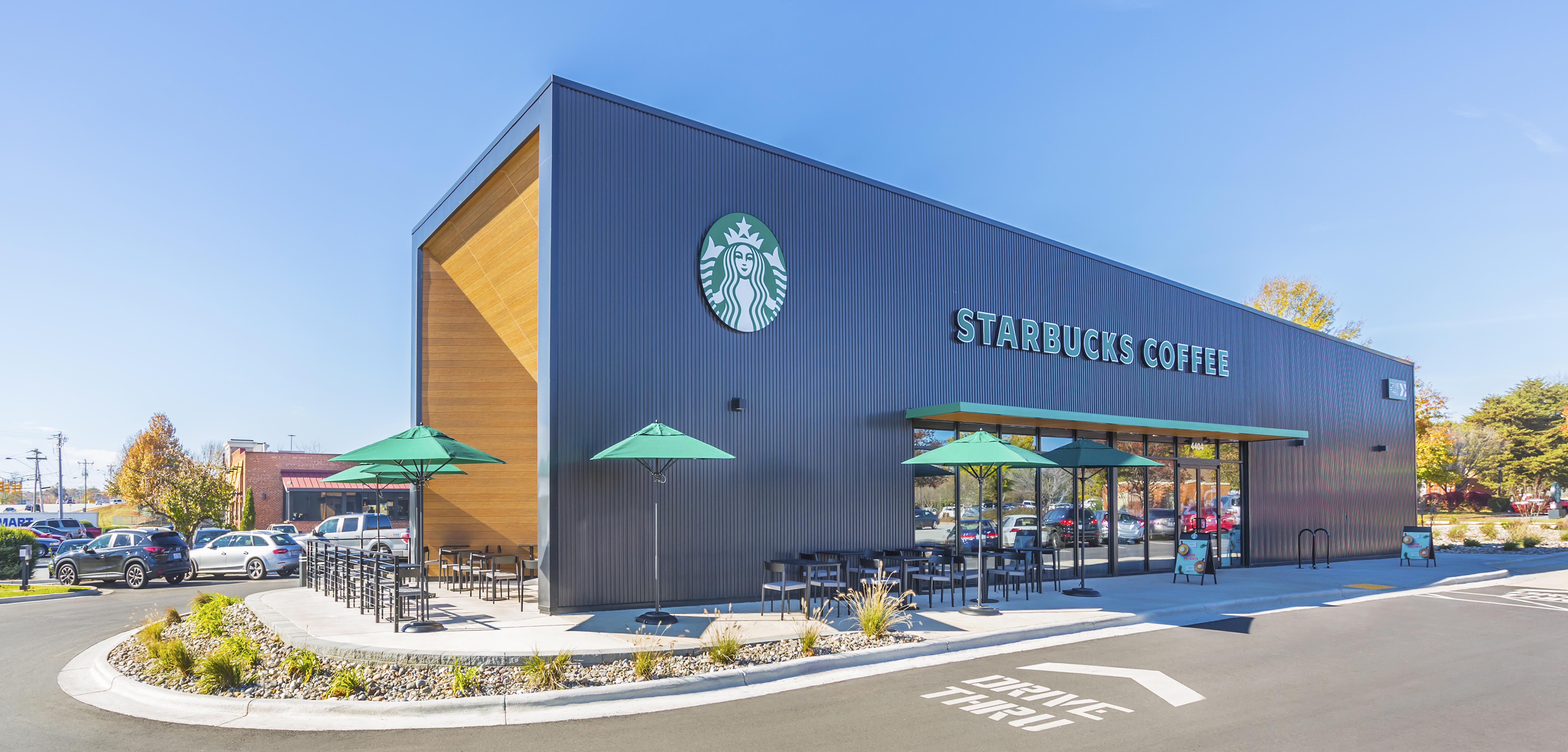 Starbucks Wendover