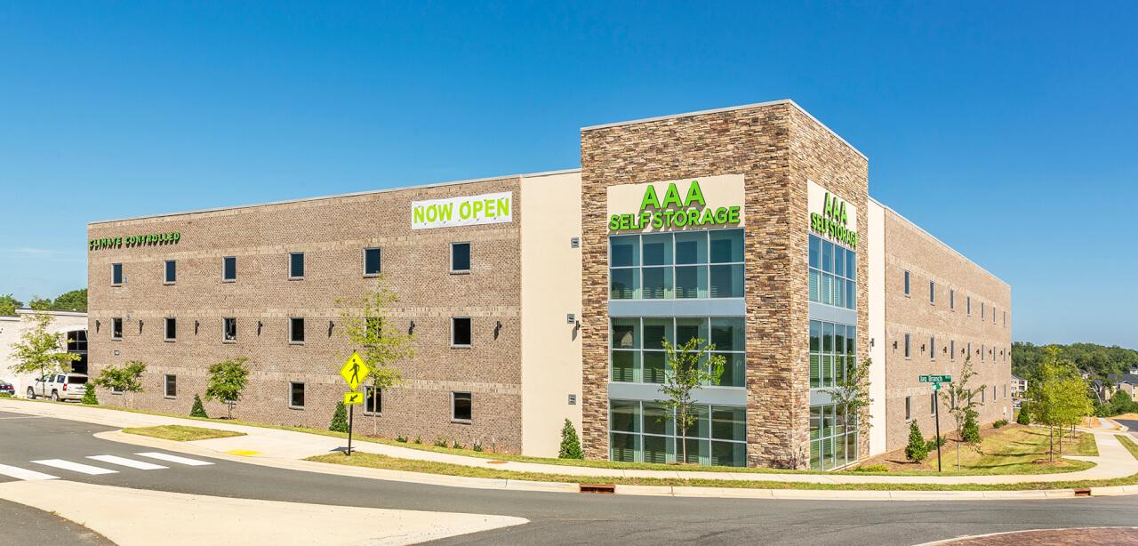 AAA Storage Union Cross