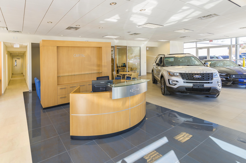 Capital Ford Hillsborough >> Capital Ford: Hillsborough - Fourth Elm Construction