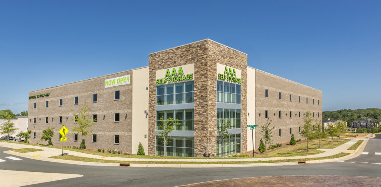 Aaa Storage Union Cross Fourth Elm Construction